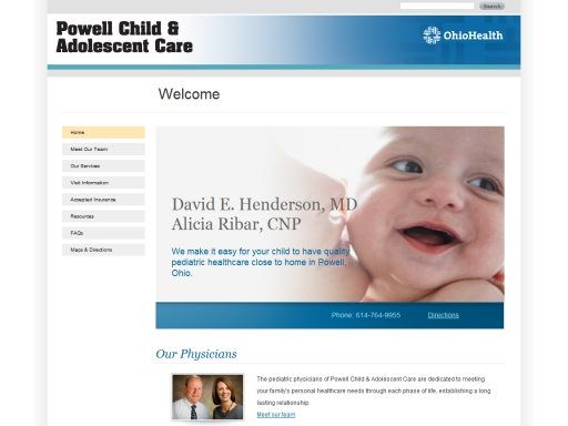 Powell Child and Adolescent Care
