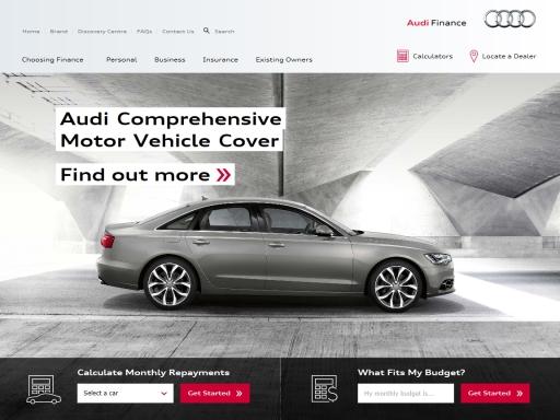 Audi Finance