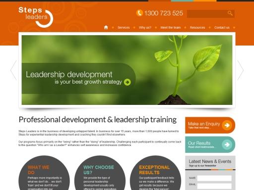 Steps Leaders