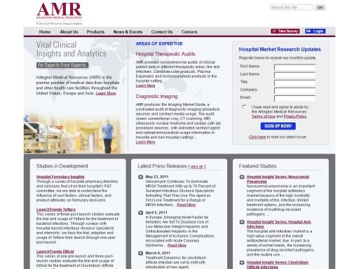 Arlington Medical Resources (AMR)