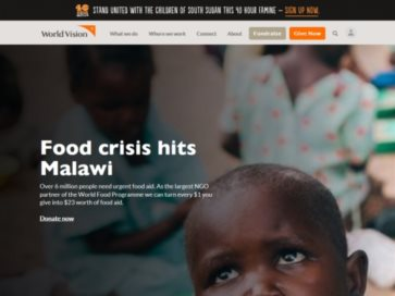 World Vision New Zealand