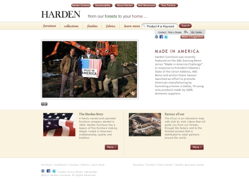 Harden Furniture