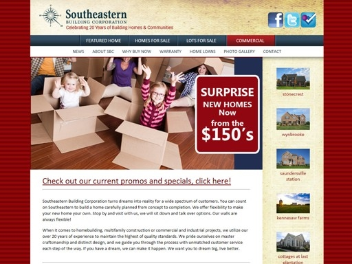 Southeastern Building Corporation