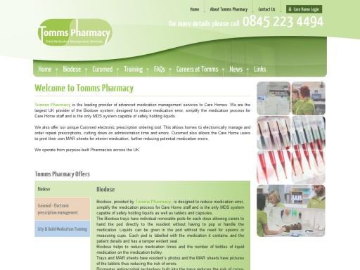 Tomms Pharmacy