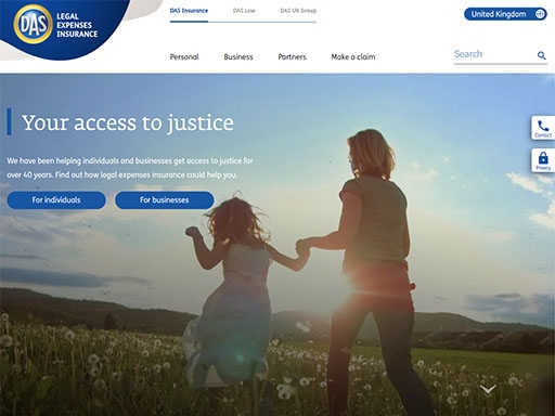 DAS Legal Expenses Insurance