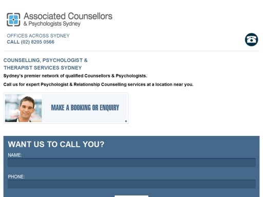 Counselling Sydney Mobile SIte