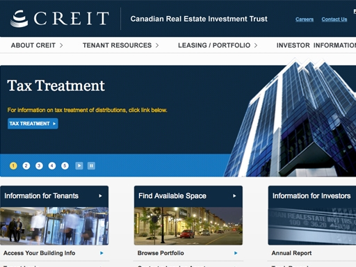 Canadian Real Estate Investment Trust