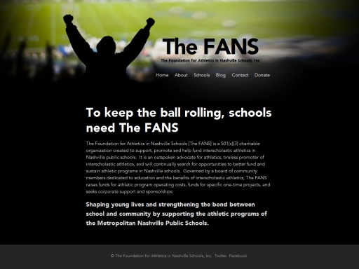 The Foundation for Athletics in Nashville Schools [The FANS]