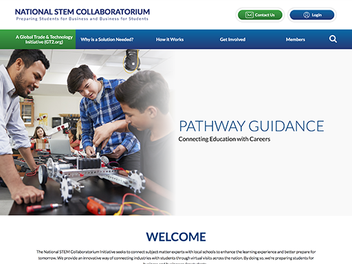 Global Trade and Technology (GT2) - STEM Collaboratorium - Community Site