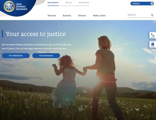DAS Legal Expenses Insurance Ireland